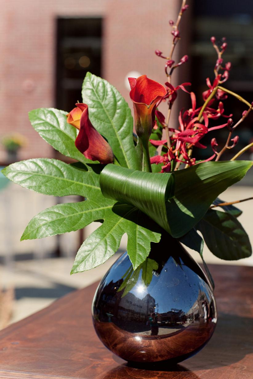 Grand Rapids MI Floral Arrangement for Event Opening