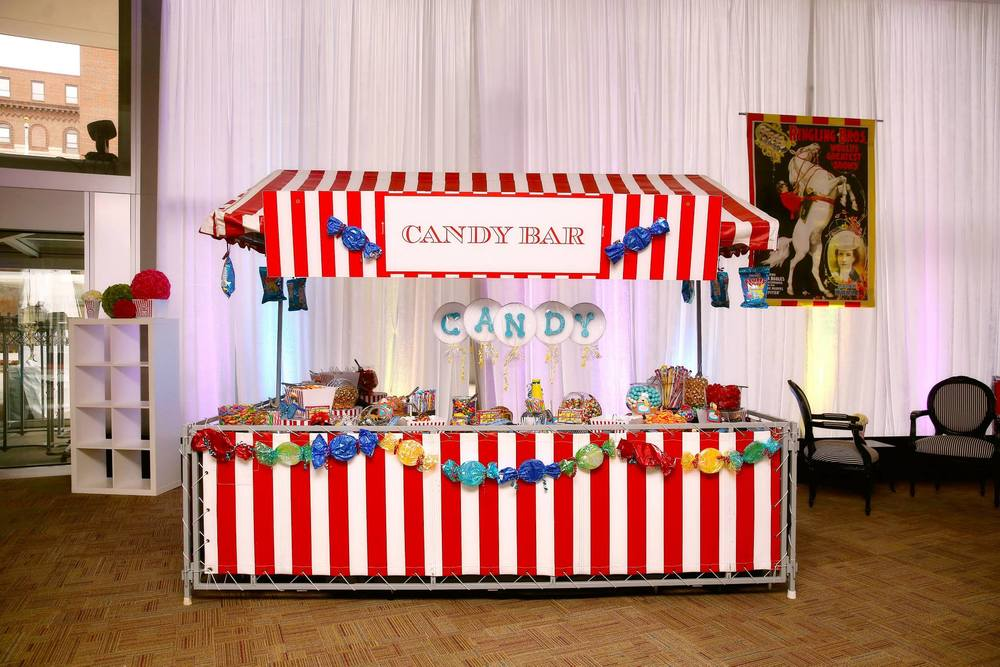 Grand Rapids, Michigan Event Circus Tent