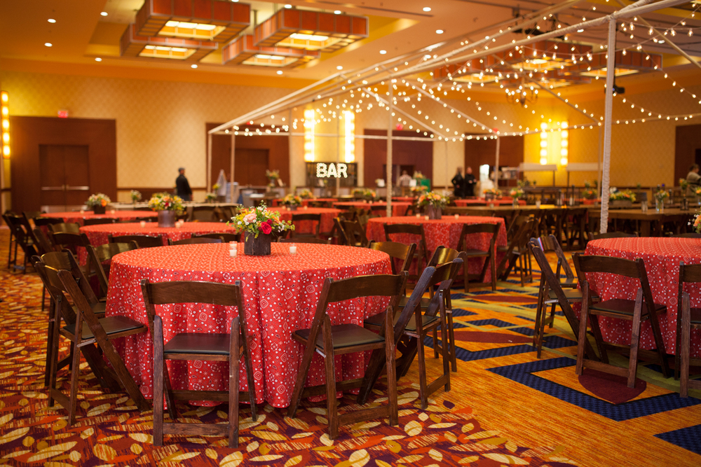 West Michigan Theme Event at Downtown Hotel