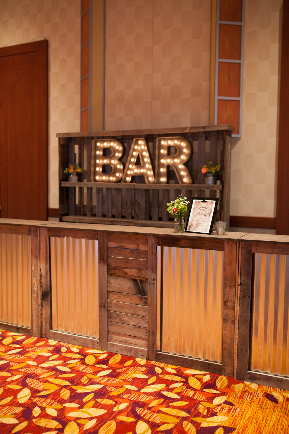 Special Events Rental Bar Light Grand Rapids, MI