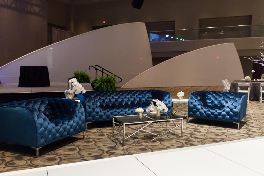 Grand Rapids, Michigan Special Events Rental Furniture