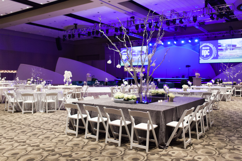 Full View of DeVos Place Ballroom Event