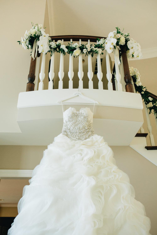 Holland, Michigan Wedding Dress Photos