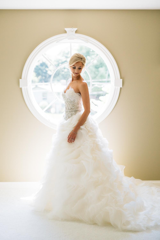 Holland, Michigan Wedding Bride Getting Ready Photos
