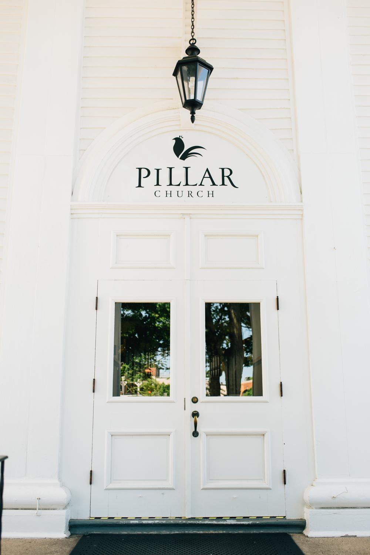 Pillar Church in Holland, Michigan Wedding Ceremony