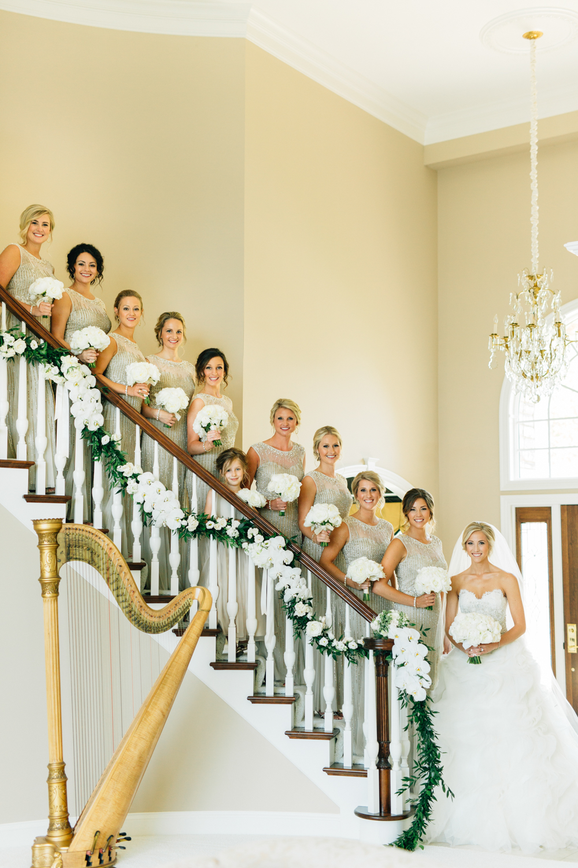 Holland, Michigan Bridal Party Photos