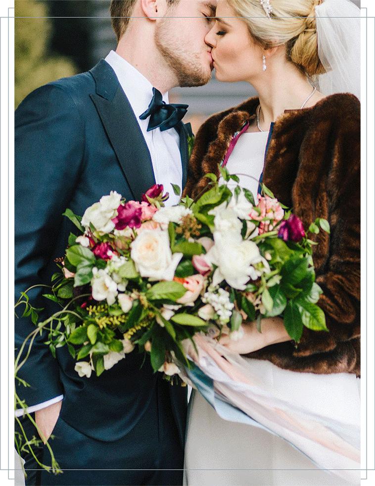Sarah Jane & David - Enchanted Evening Beauty