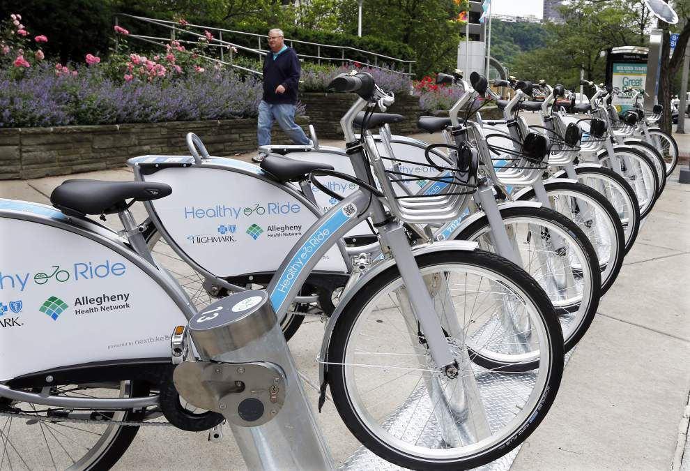 Bike share program coming to Baton Rouge.