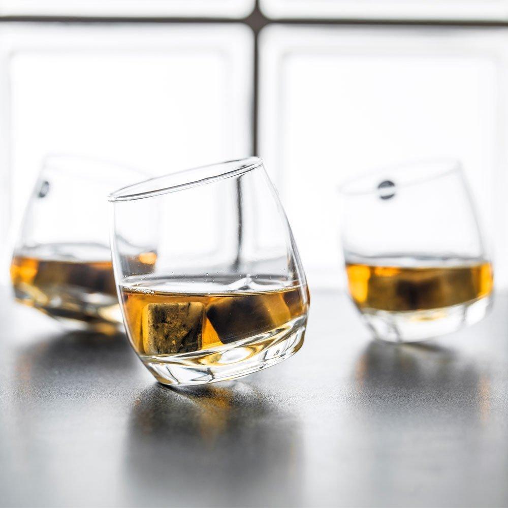 saga form whiskyglazen € 22,95 voor 6