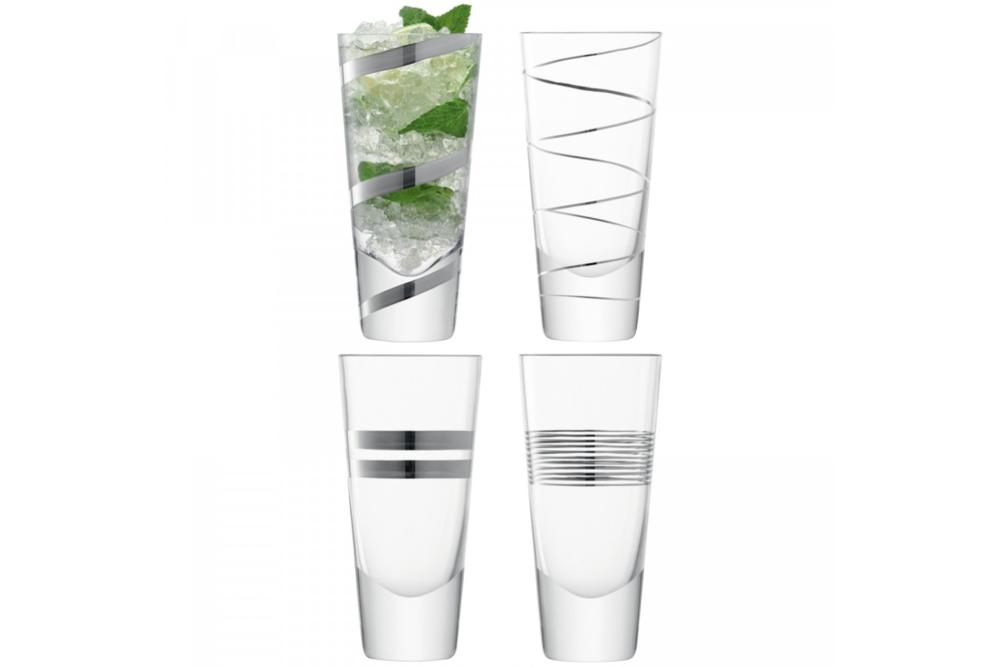 LSA Gatsby cocktailglas € 75,- voor 4 stuks