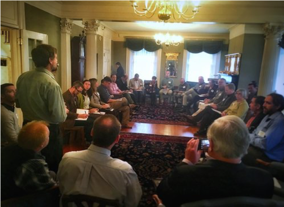 November 2018: ACTT Holds Energy Visioning Meeting at Blaine House