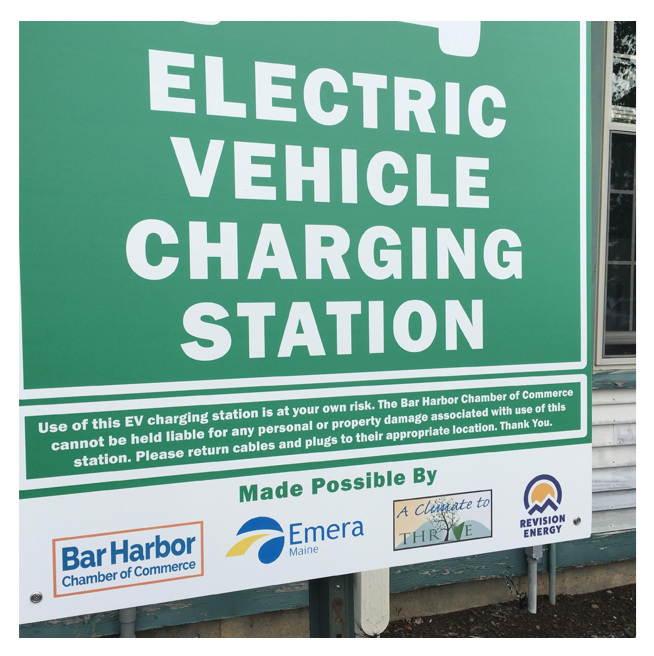 October 2018: ACTT receives 2nd grant to expand EV charging stations along Downeast Corridor