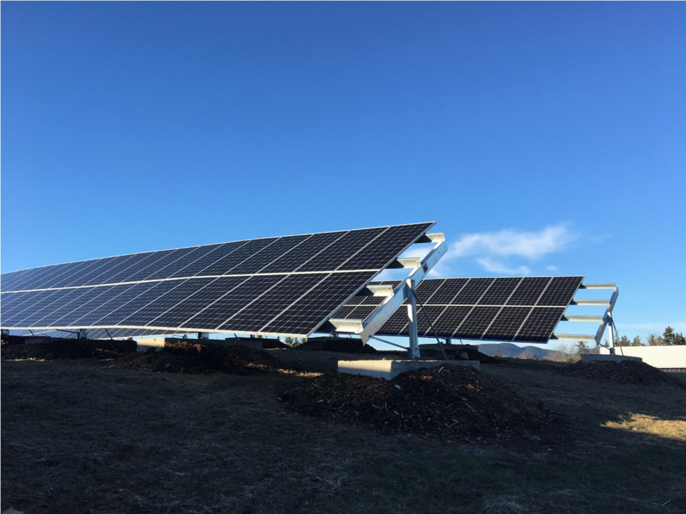 January 2019: Tremont Landfill  Solar Array Turned On