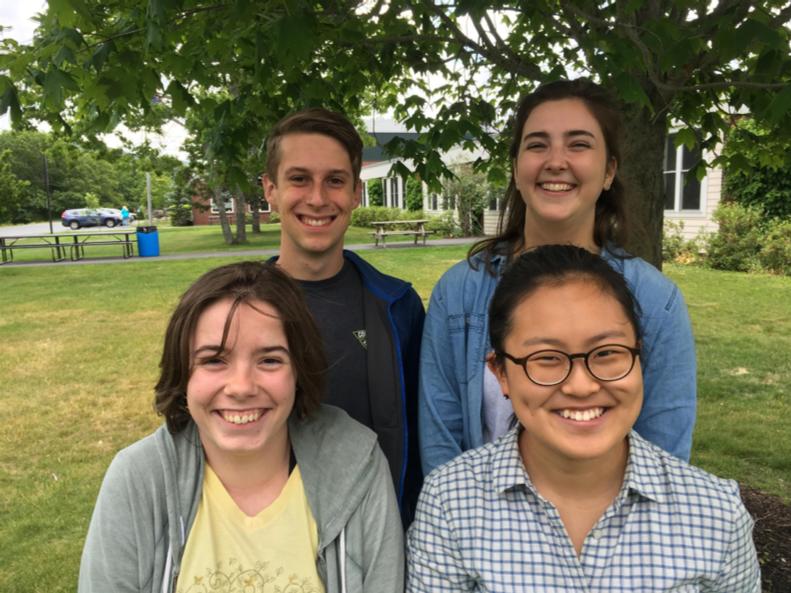 Summer 2018: ACTT Sponsors Four Summer Internships