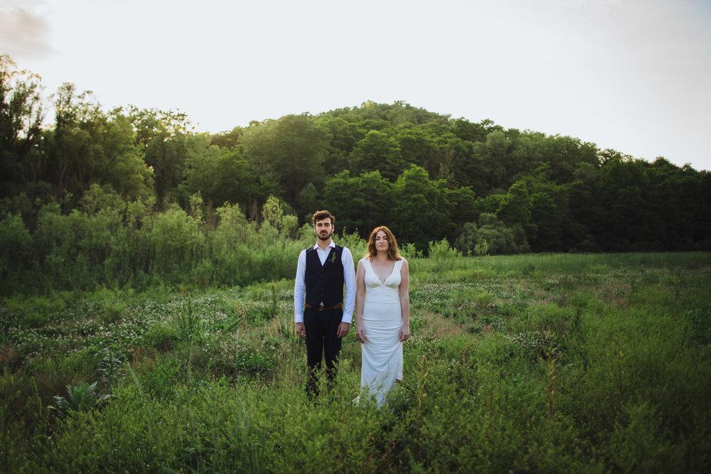 emma + Nick - coon valley, Wisconsin