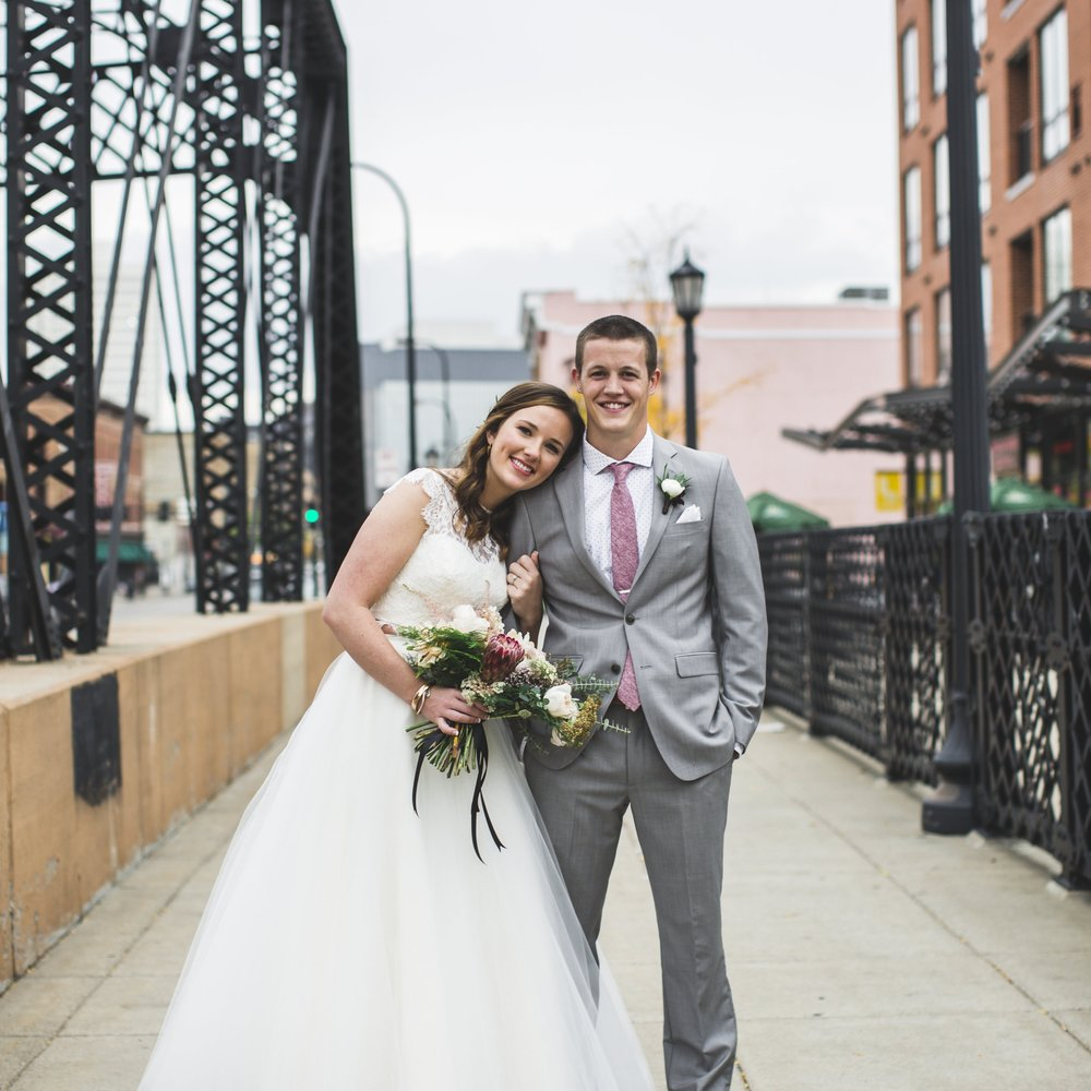 Becky + Jonah - Minneapolis, Minnesota