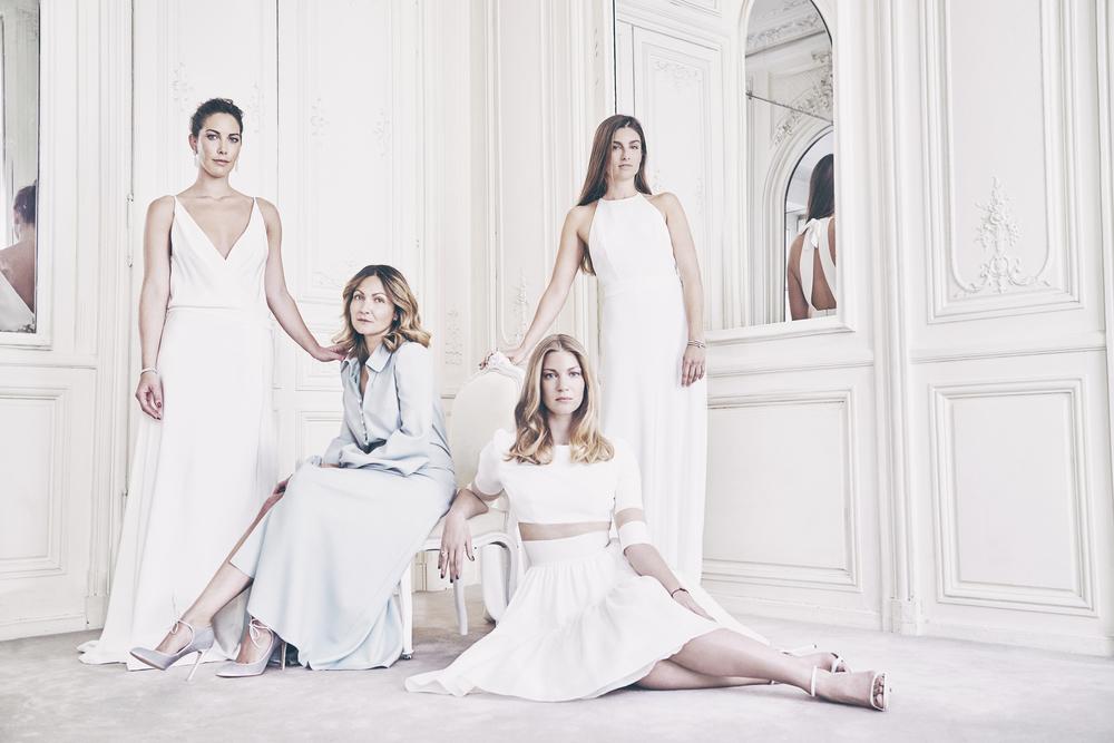 HARPER'S BAZAAR US -  Delphine Manivet & her Muses