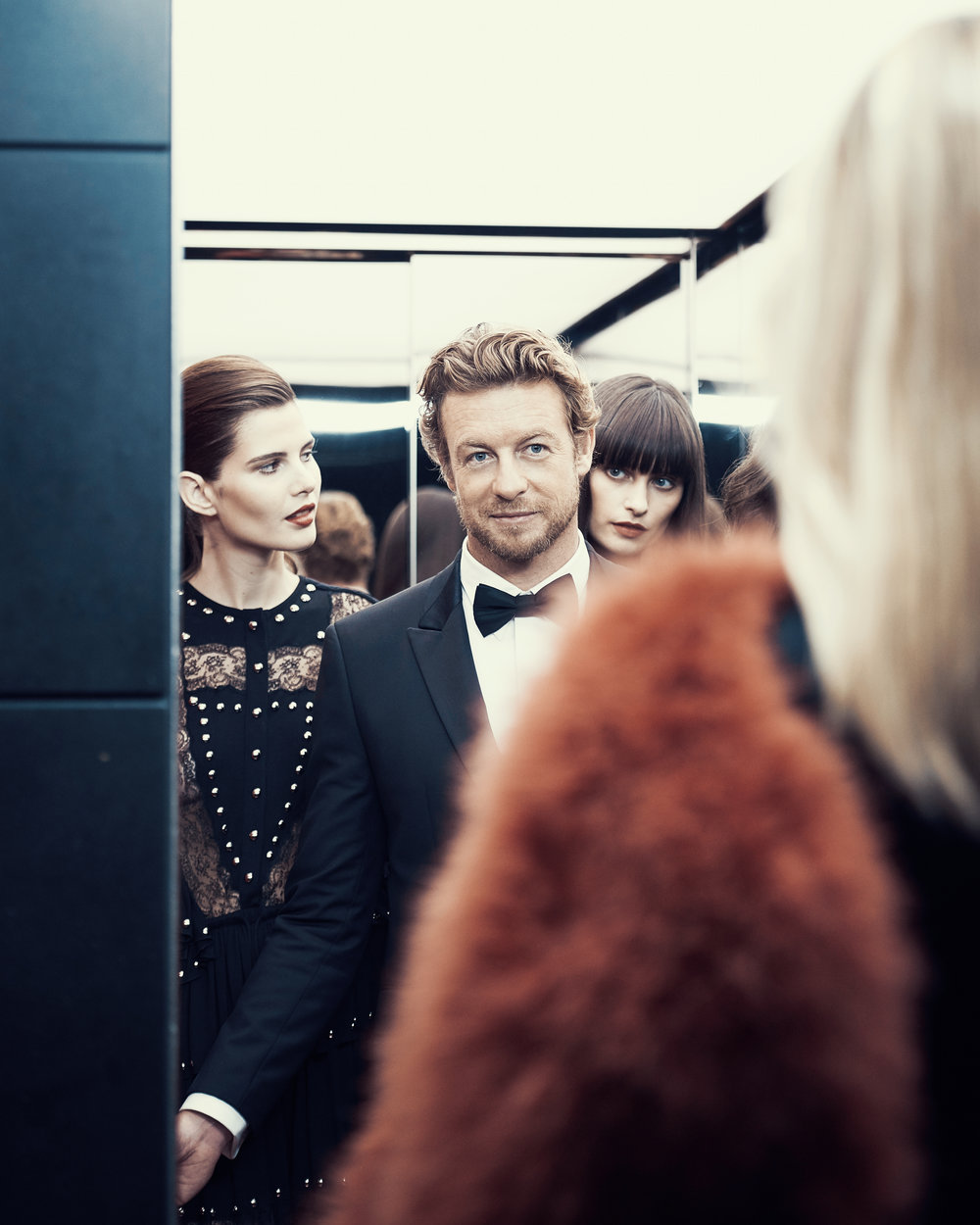 GIVENCHY BEAUTY    X SIMON BAKER  - Digital
