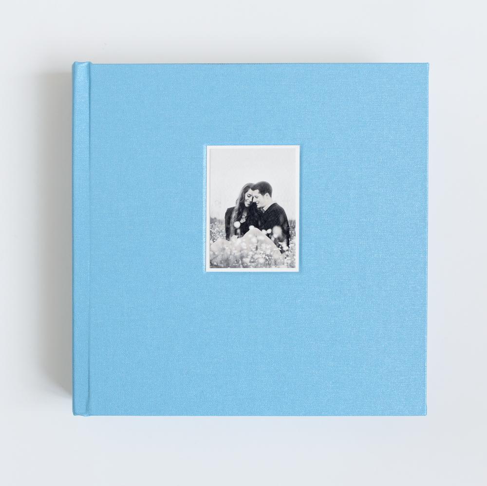 """8"""" x 8"""" flushmount album"""