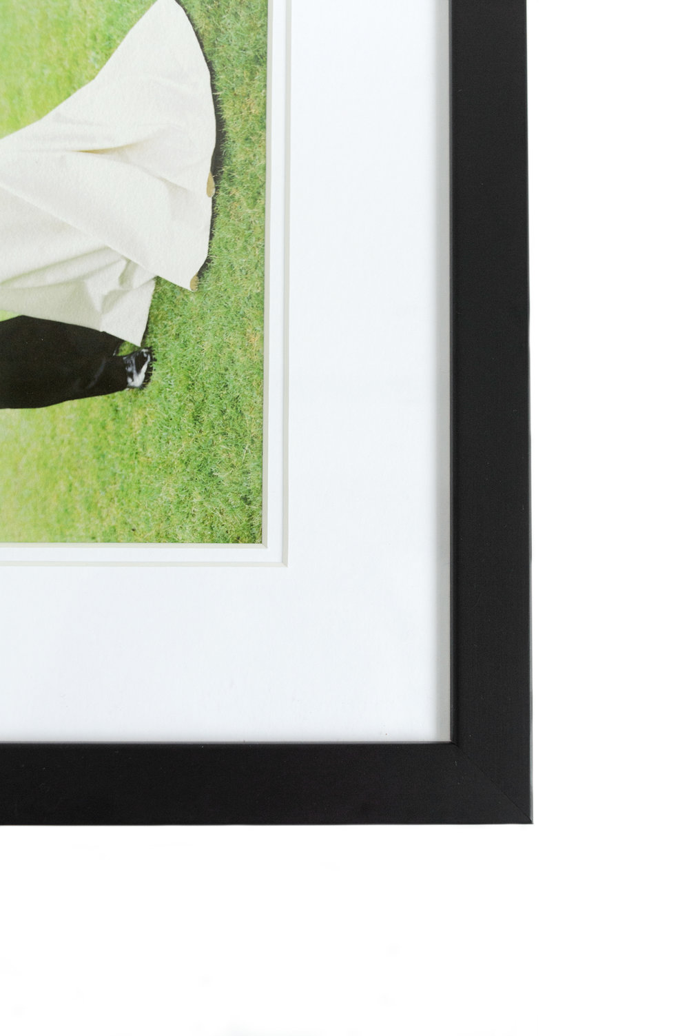 Braemar, black frame