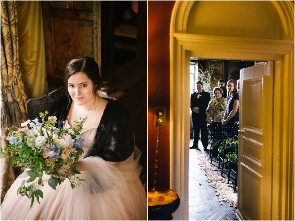 Destination wedding Prestonfield Scotland