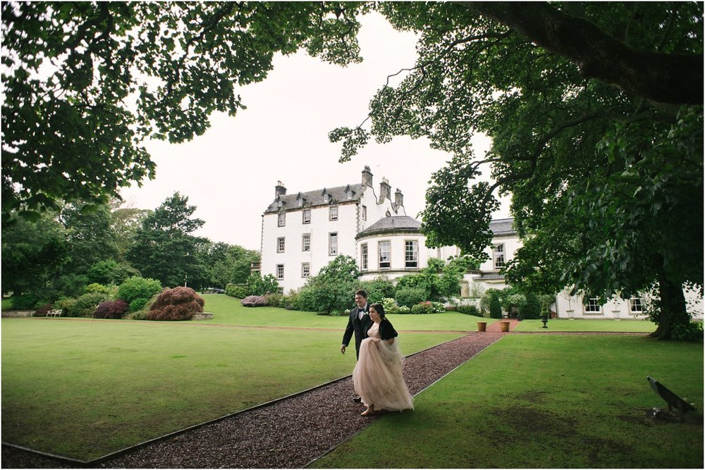 Prestonfield Edinburgh Wedding