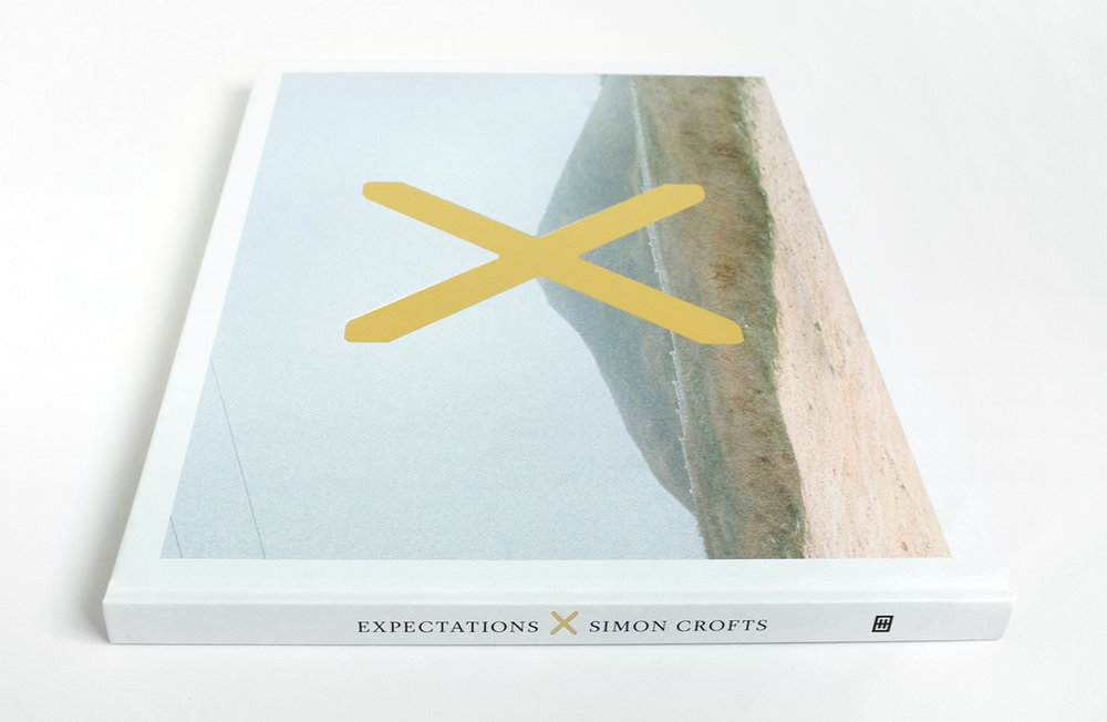 Simon's book, 'Expectations' published by Kehrer Verlag