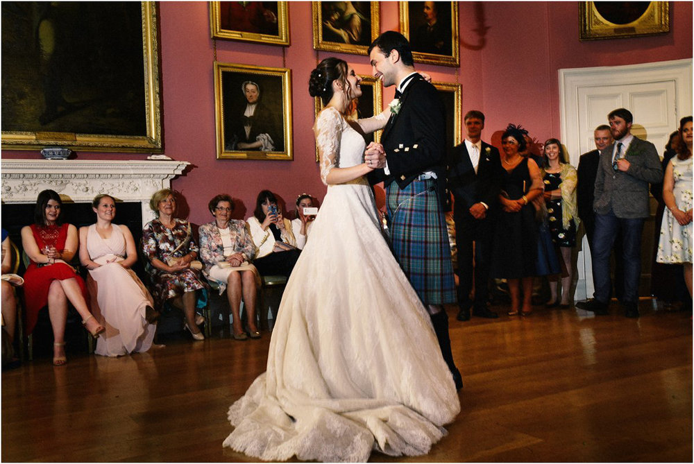 Crofts & Kowalczyk Fusion wedding photography and video at Winton Castle Scotland