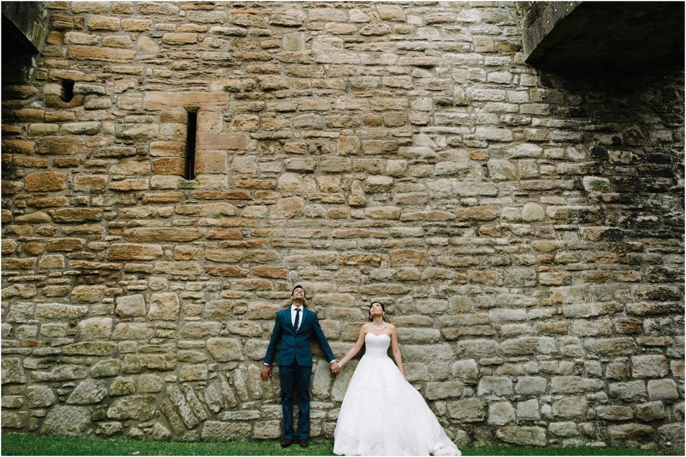 Cro&KowLove destination engagement photography  Edinburgh Scotland with Ivy and Atul
