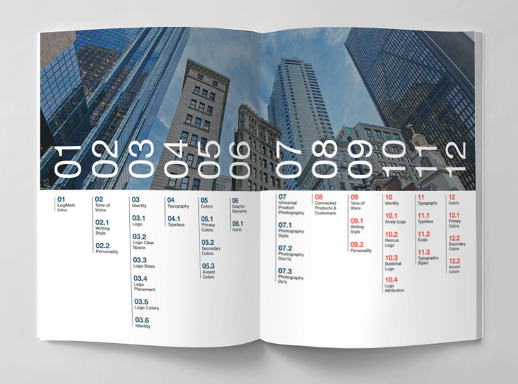LogMeIn Brand Guidelines