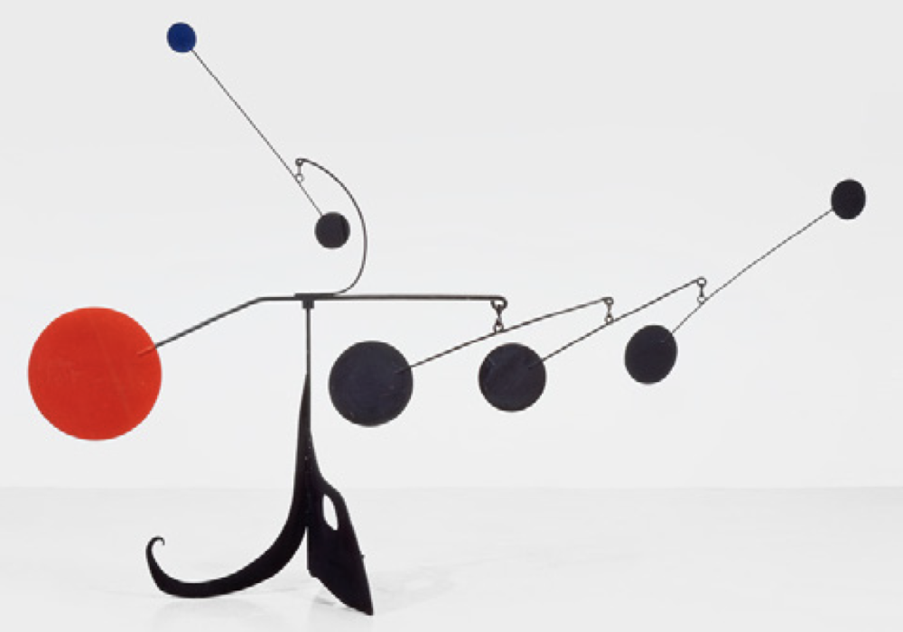© 2016 Calder Foundation, New York / Artists Rights Society (ARS), New York