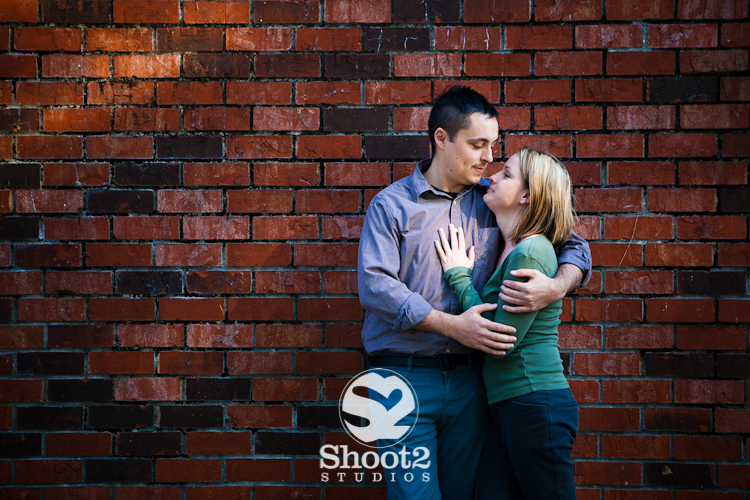 brick wall engagement picture 02