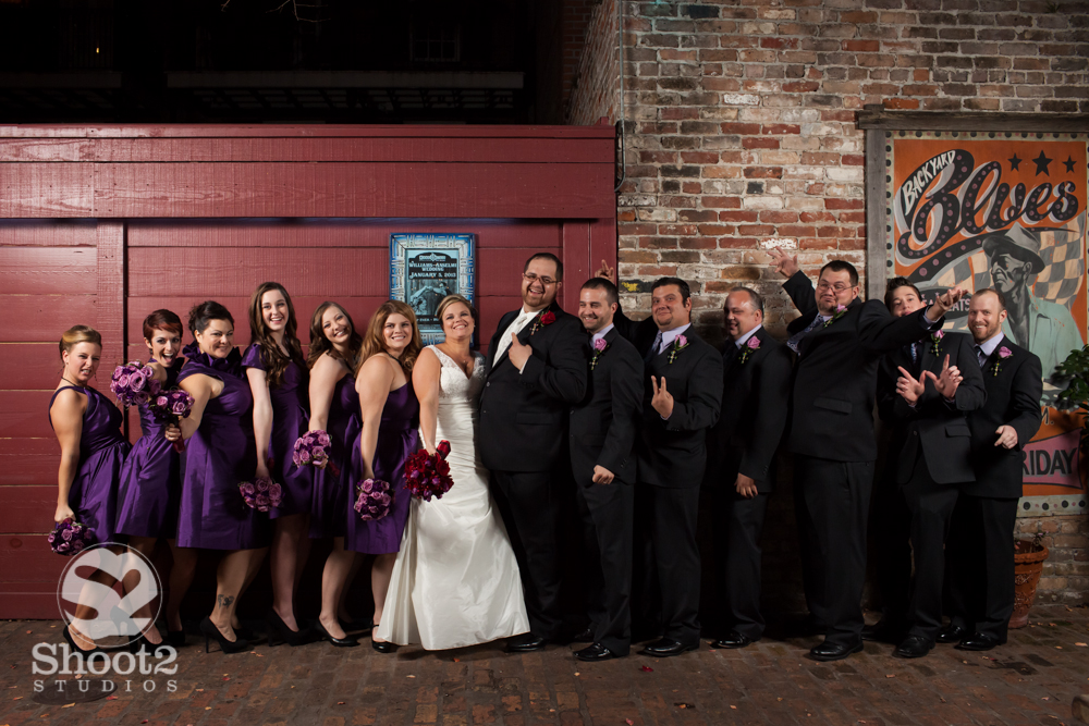 house of blues wedding