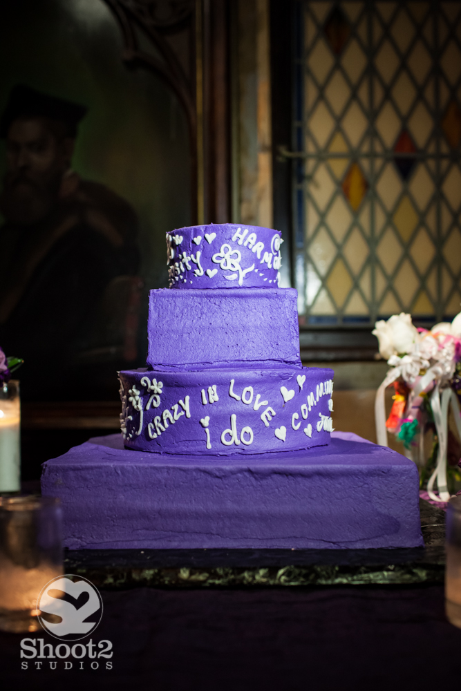 house of blues wedding cake