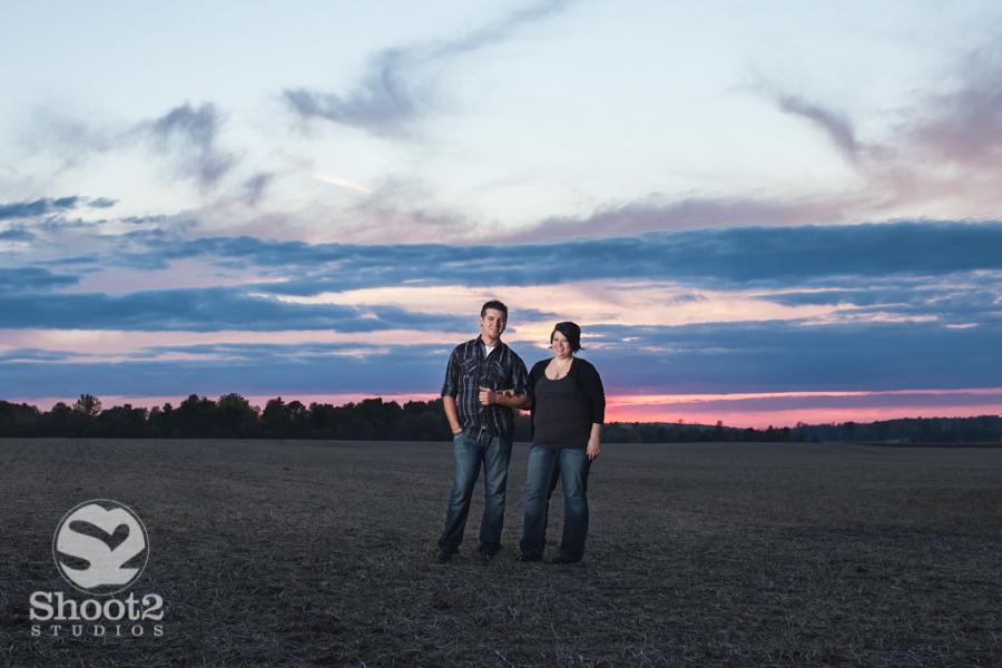 farm engagement shoot