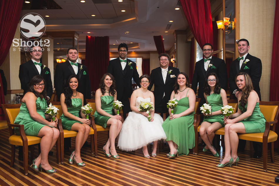 wedding group pictures