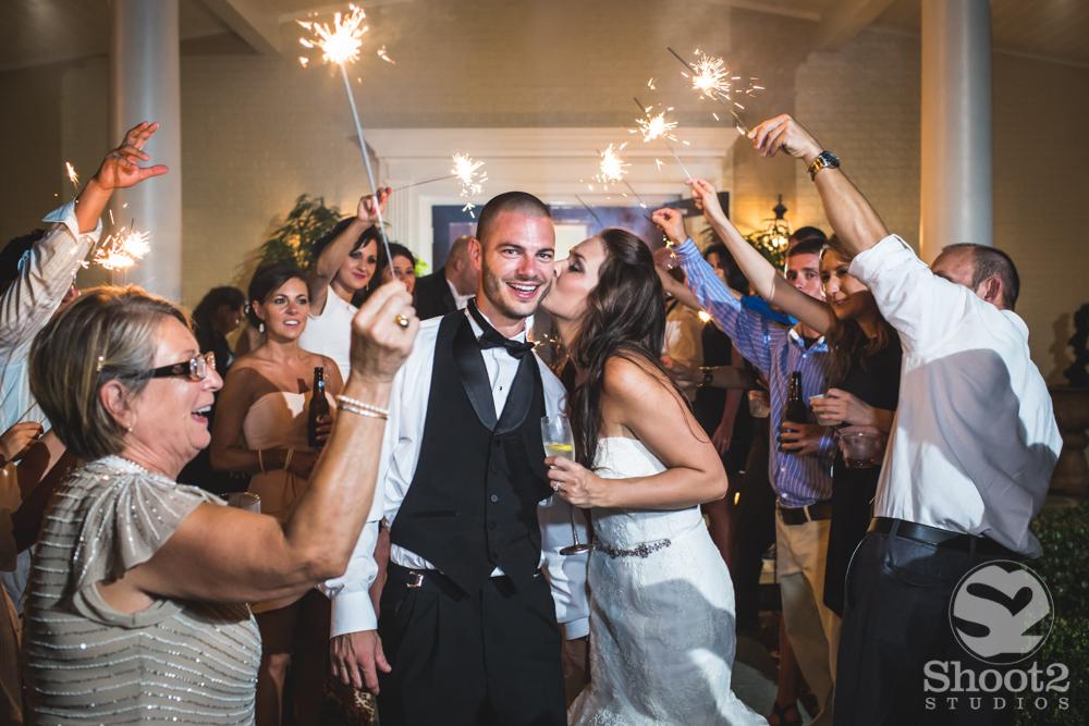 Bayou Country Club Wedding