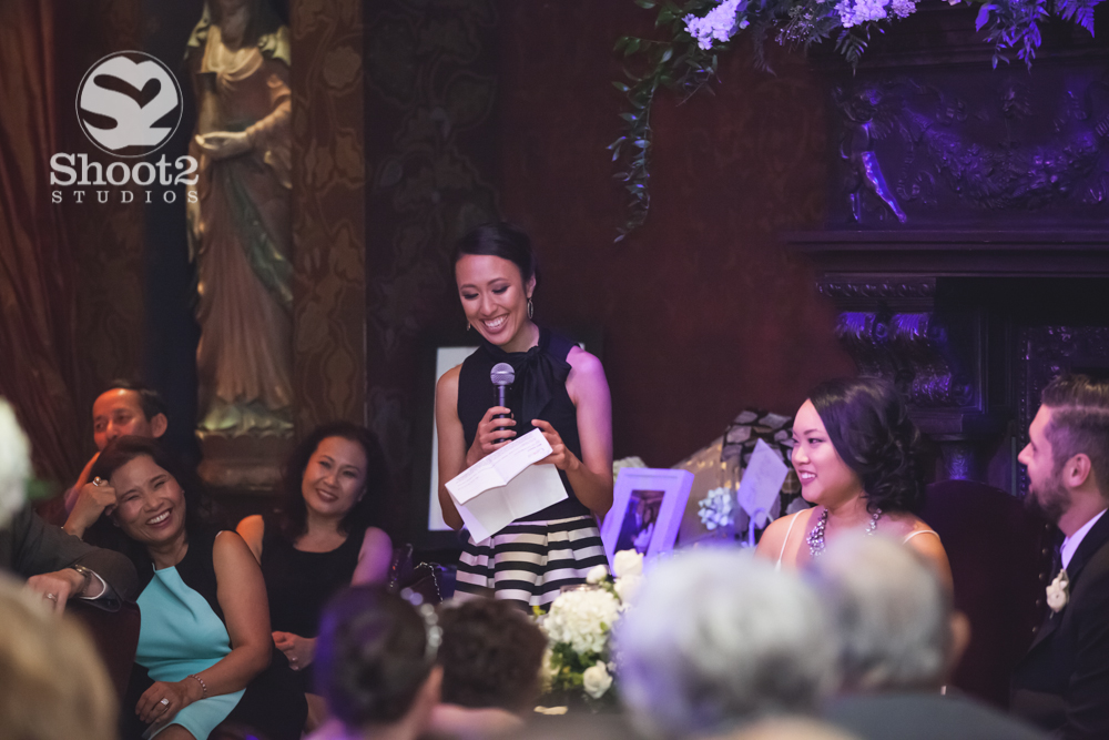 maid of honor speech