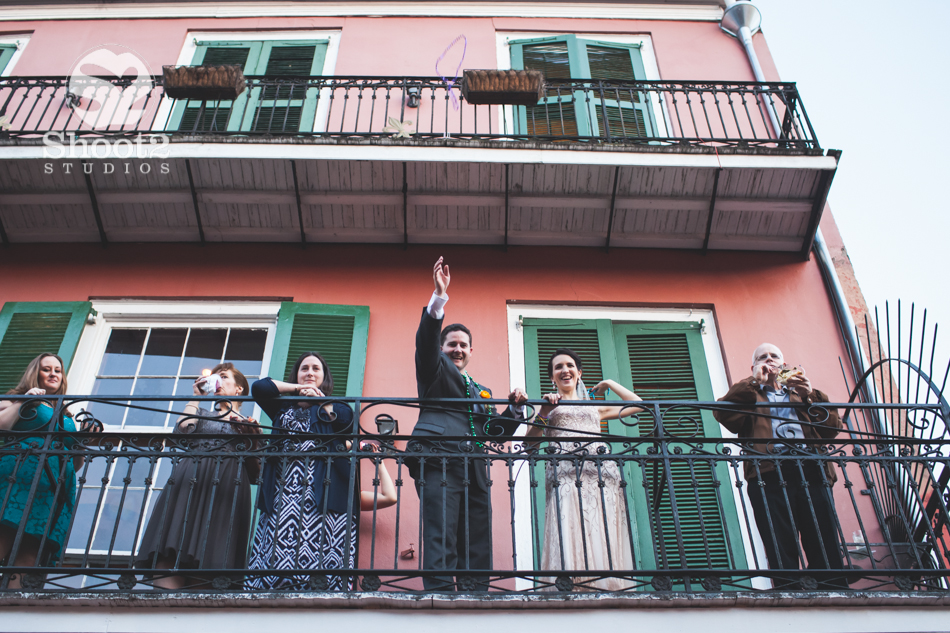 bourbon street wedding
