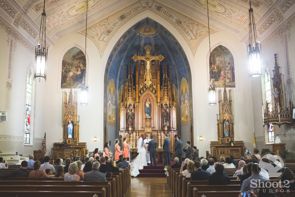 Saint Marys Wedding