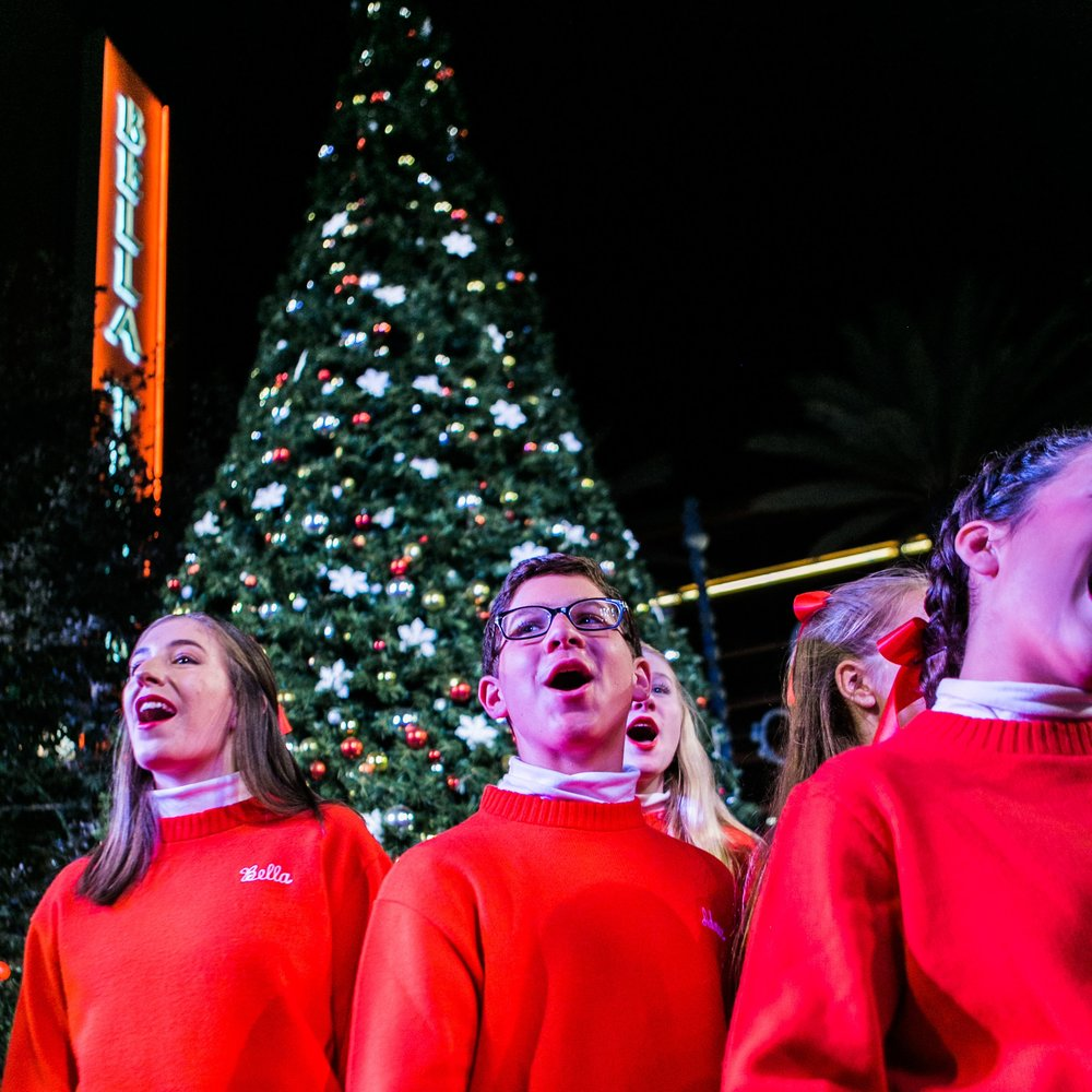 Fountain Valley Middle School Holiday Performance