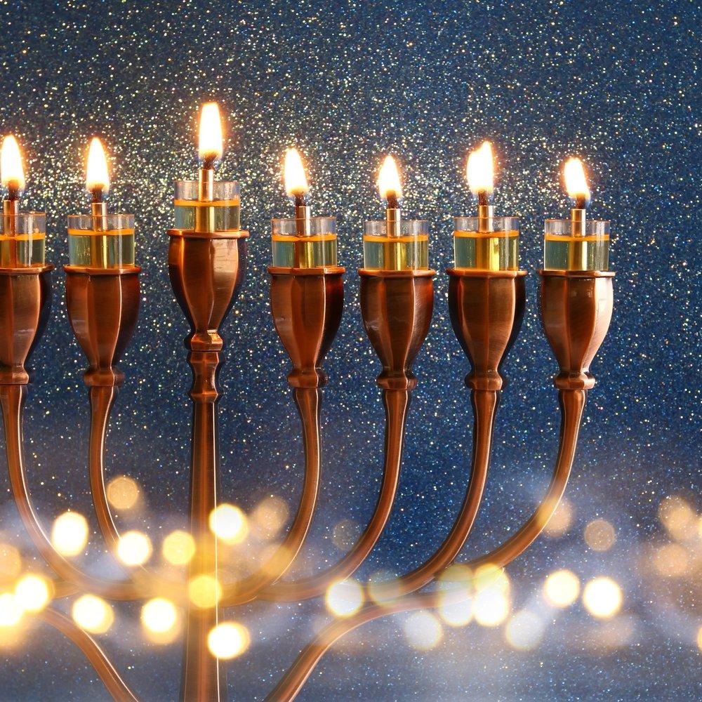 Bella Terra Chanukah Menorah Lighting
