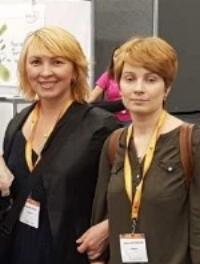 Oxana Rucsineanu & Svetlana Doltu, STREAM Moldova