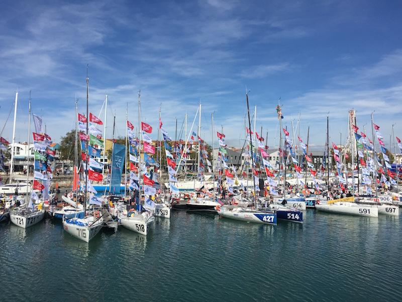 Le Bassin des Chalutiers à La Rochelle
