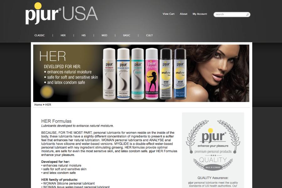 Consumer Website
