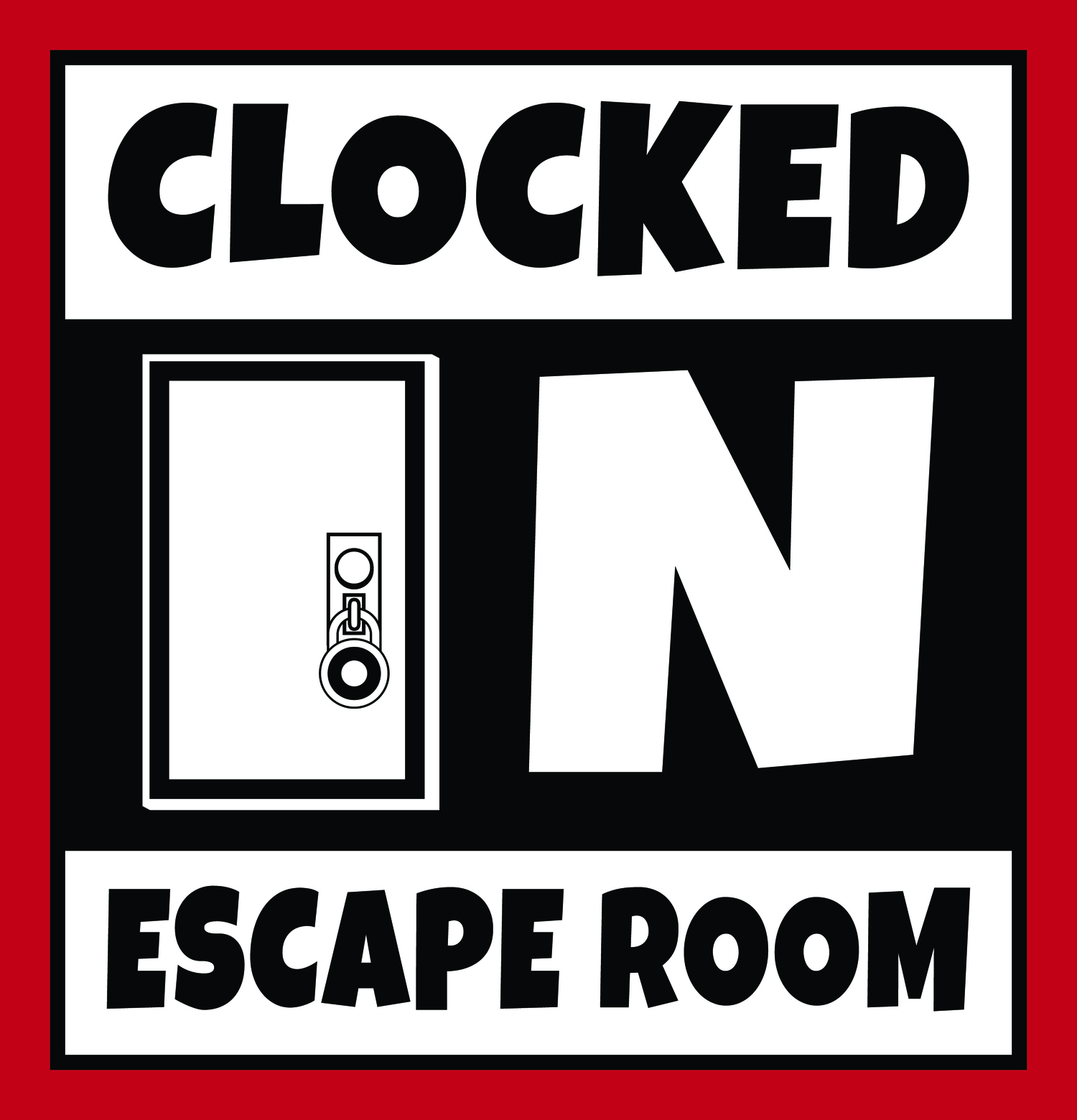Clocked In Escape Room | San Antonio's Greatest Escape Game