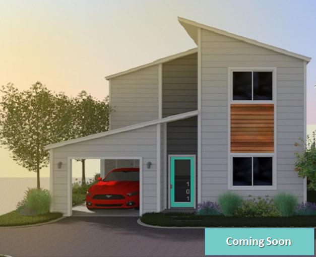 315 Grove Avenue - Unit 101 San Antonio 78210                       Roosevelt Park New Construction.  1539 sf  3 Br / 2.5 Ba  Carport
