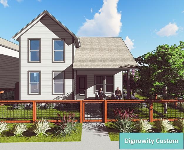 115 Boston Street San Antonio 78202                            Single Family New Construction on our lot   Plan: Quincy  1868 sf  3 Br / 2.5 Ba + Flex Space Bonus Room