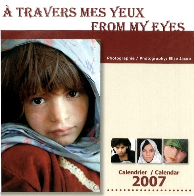Calendar: À Travers Mes Yeux/From My Eyes