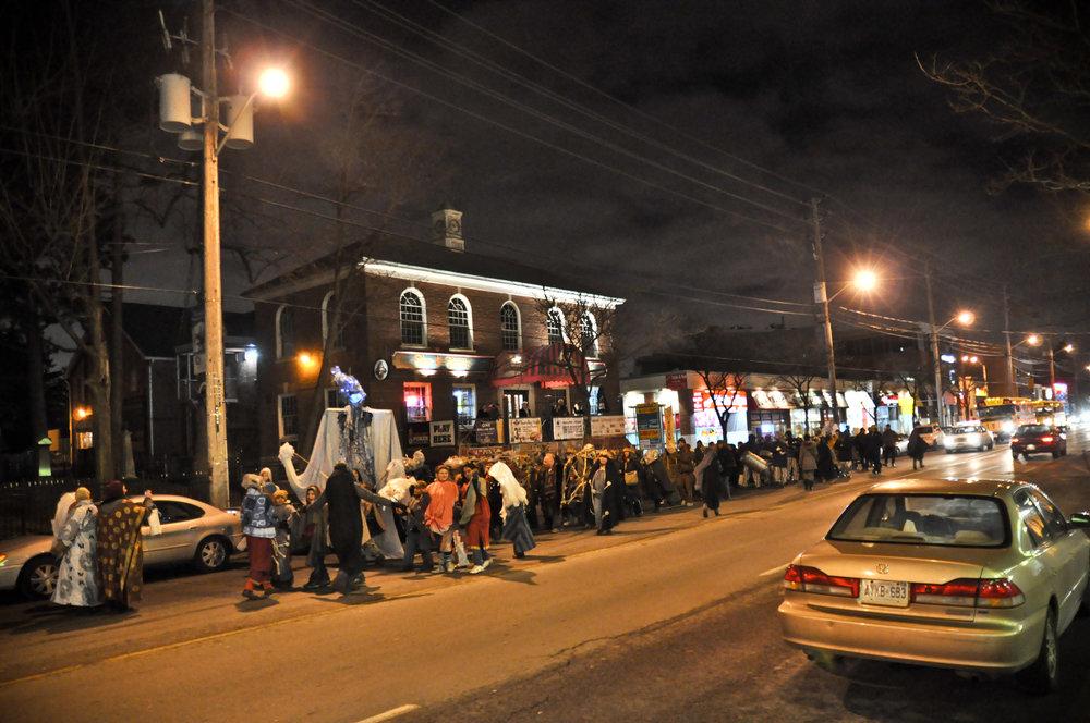 Arts Etobicoke - February 2012
